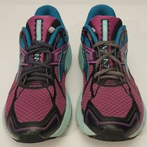 Brooks Ravenna 7 Blue Purple US 10.5 Medium